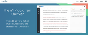 They now have Quetext to help you check out