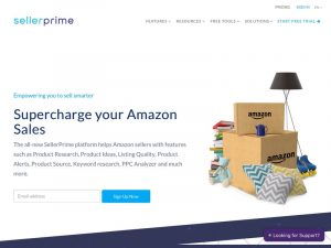 Many consumers don't know what page Sellerprime group buy is the website?