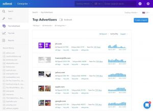These tools will also allow you to track the rankings on search