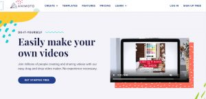Animoto Social Video Editor is an image and video app that makes it easy to create