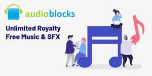 What is an audio block?