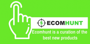 Ecomhunt helps you reduce stress when looking for selling and fast online products online.