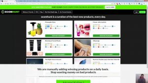 Ecomhunt group buy updating these products is based on the current product