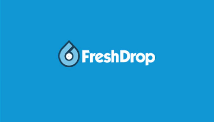 Fresh drop It is true that every time you decide to do business