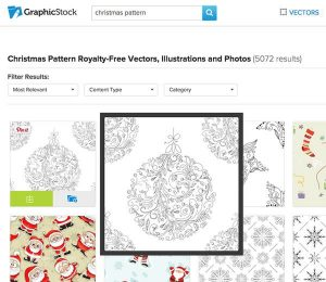 graphicstock has two different packages for users