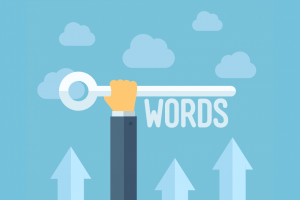 Short keyword: Length from 1 to 3 words