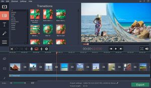 Free online video editing software Clippchamp is easy to use