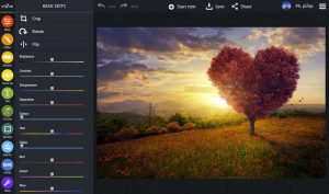This is the current top choice for online photo editing