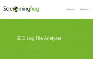 Screaming Frog to perform the main task of collecting information about websites.