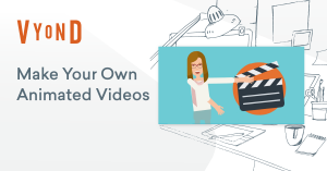 create professional animated videos
